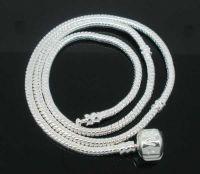 Chaîne Collier serpent 45cmx3mm X 1