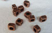 Intercalaires 6 x 3  taille du trou = 1 mm X 5