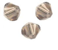 TOUPIES SWAROVSKI® ELEMENTS  4 mm GREIGE X 50