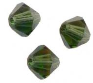 TOUPIES SWAROVSKI® ELEMENTS  4 mm  TURMALINE X 50