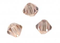 TOUPIES SWAROVSKI® ELEMENTS  4 mm  VINTAGE ROSE X 50