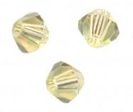TOUPIES SWAROVSKI® ELEMENTS  4 mm CANTALOUPE X 50