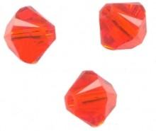 TOUPIES SWAROVSKI® ELEMENTS  6MM  HYACINTH  X 20 perles